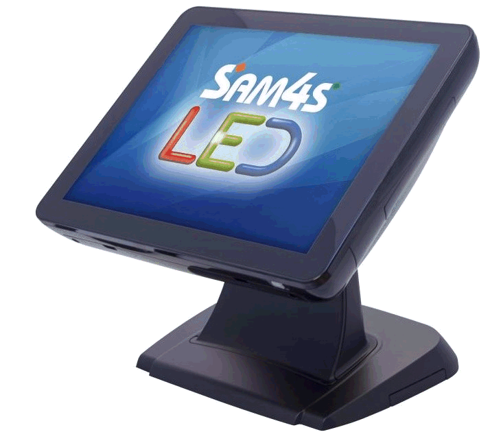 SAM4S SPT-4806 PCT Touch Screen Terminal