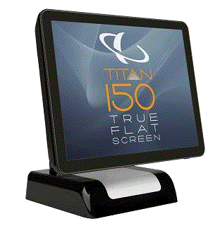 Sam4s Titan 150 Touch Screen Terminal