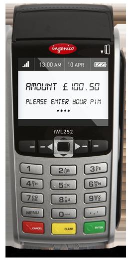 Payment Sense Portable EFT
